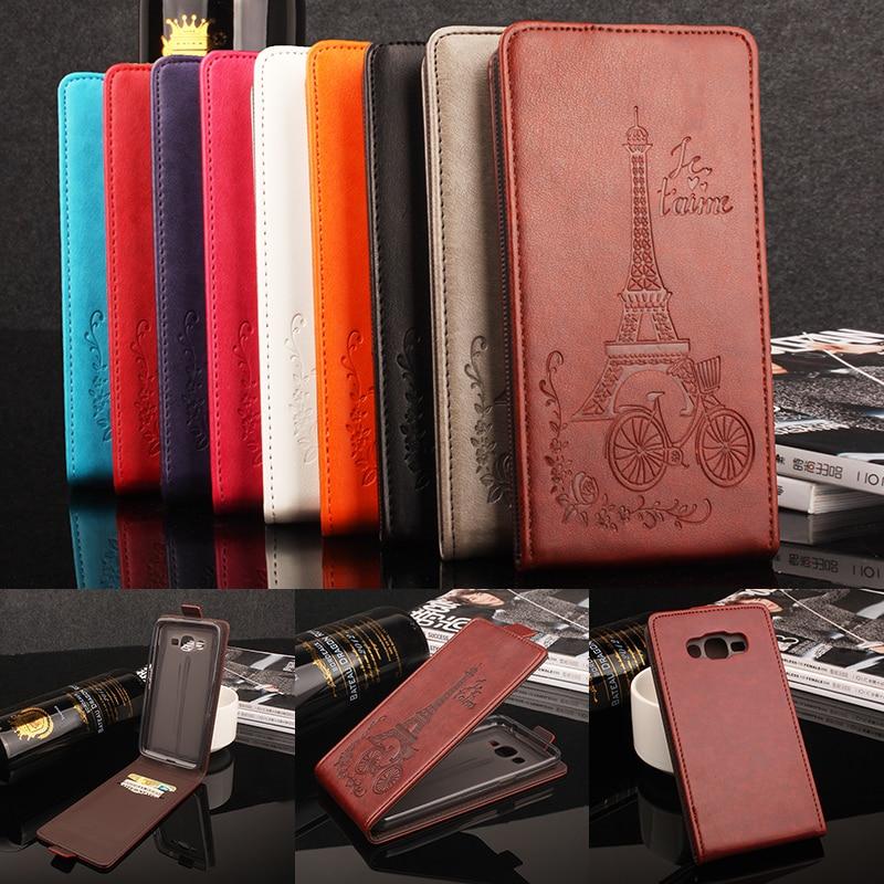 Цветной кожаный чехол-книжка для samsung Galaxy J2 Prime, Вертикальный чехол-накладка для samsung Galaxy J2 Prime G532F G532