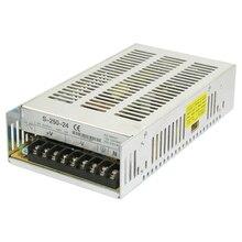 Chaud! Alimentation à découpage à trois sorties DC 24V 10A 250W pour lumière LED meilleur prix de haute qualité