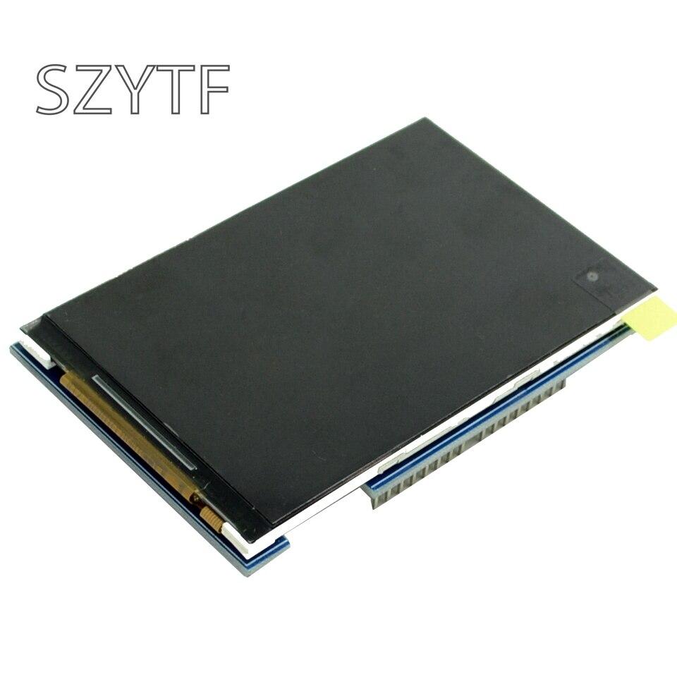 3.5 polegadas tft módulo de tela colorida 320x480 ultra hd com toque e mega2560 para arduino uno