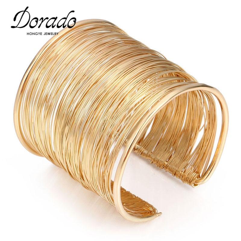 Wide Open Cuff Bracelets Amp Bangles For Men Women  Retro New Alloy Big Male Female Bangle Bracelet Fashion Jewelry