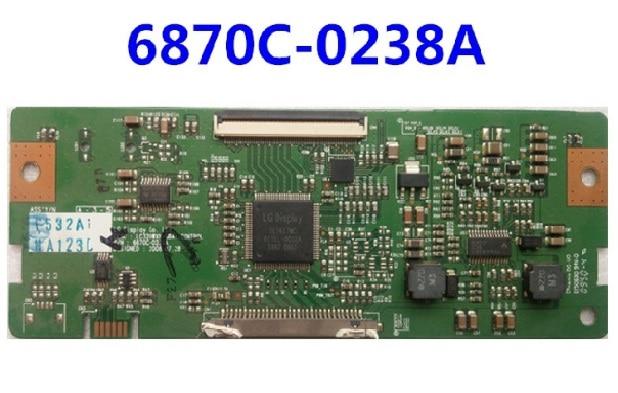 Latumab Original para LG 32L02RM controlador LCD TCON placa lógica 6870C-0238A/B pantalla LC320WXN-SBA1 envío gratis