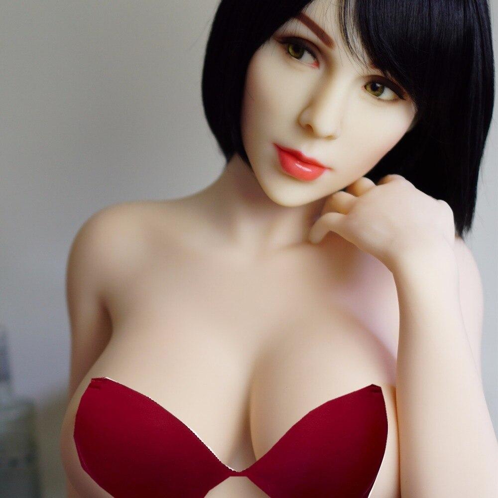 European Face DollHouse 168 Evo 170cm Liz Series Sex Doll RealLife Size Realistic Skin Silicone Doll with Evo Skeleton HGDOLL
