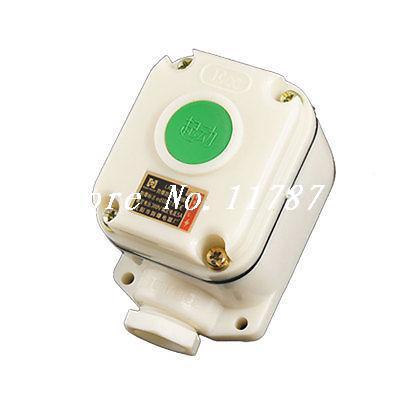 1NO 1NC a prueba de explosión botón de Control AC380V LA5821-1
