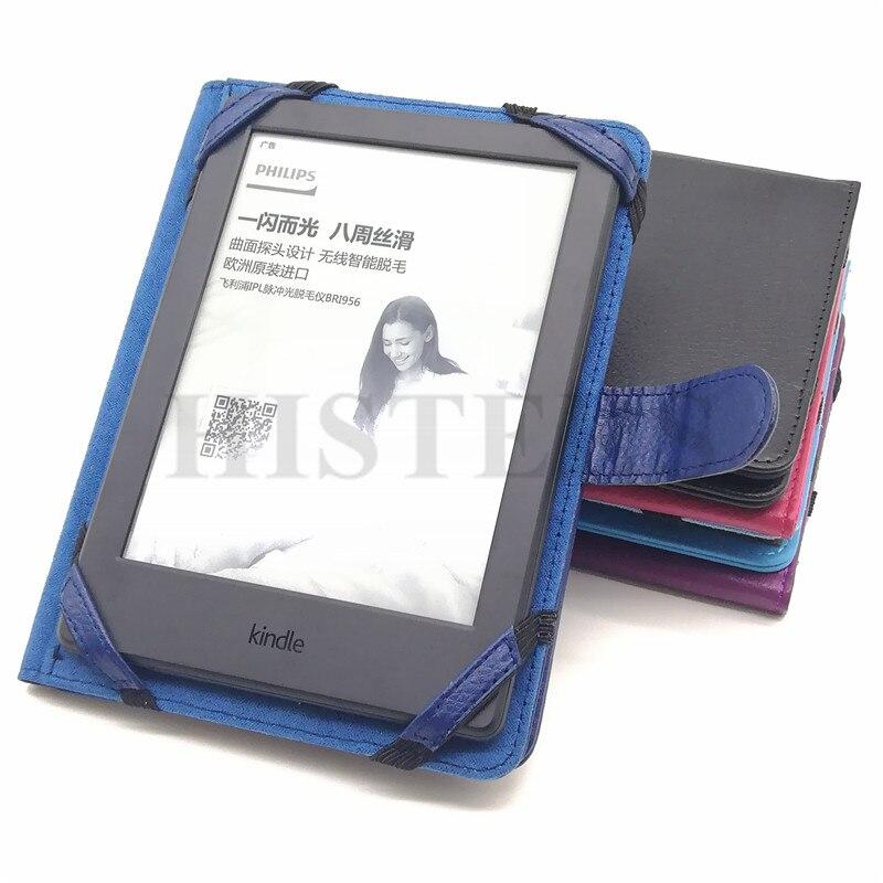 HISTERS Brief eBook Cover For Onyx Boox Vasco da Gama 3/2 6 inch Reader Magnetic Case Funda Capa