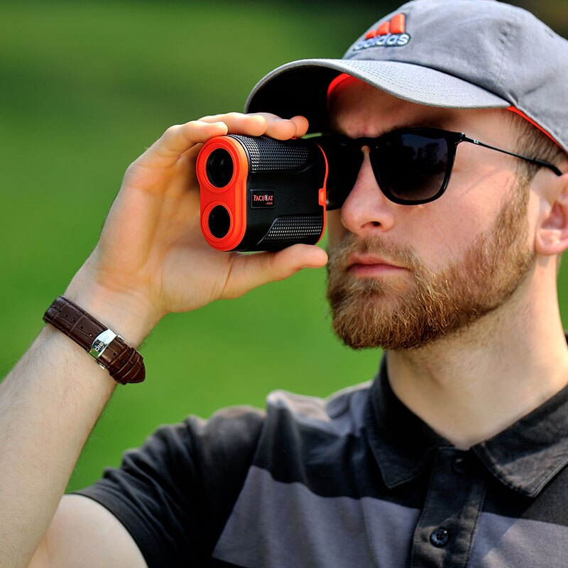 Telêmetro de Golfe Telêmetro a Laser de 800 Telescópio Pacecat Portátil Handheld Telêmetro Laser m To1200