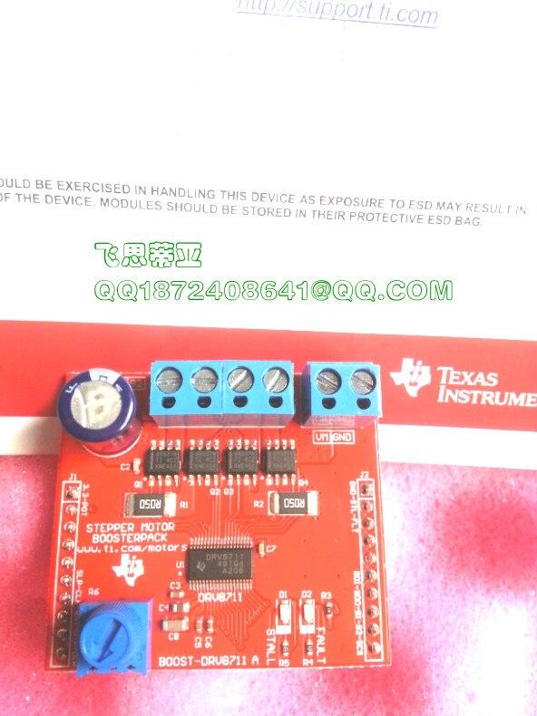 Ti CSD88537ND tablero de desarrollo de motor paso a paso BOOST-DRV8711 BoosterPack con
