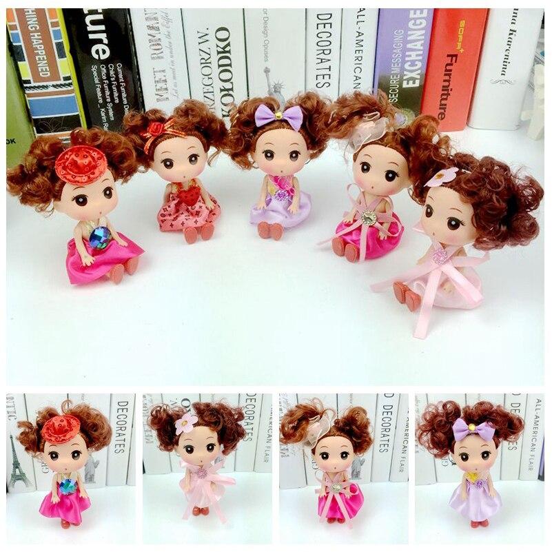 Кудри путающая кукла свадебные игрушки куклы тело ПВХ Милые Детские Куклы Игрушки для девочек детские креативные подарки для девочек