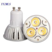GU10 MR16 E14 E27 led 9W 12W 15W gu 10 Dimmbare lampe Led-strahler 220V 110V downlight Warmweiß Kaltweiß led-lampe licht