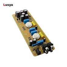 X10-D fidélité musicale HiFi préampli préampli amplificateur à lampes tampon amplificateurs or conseil pour C6-004 à lampes 6N11