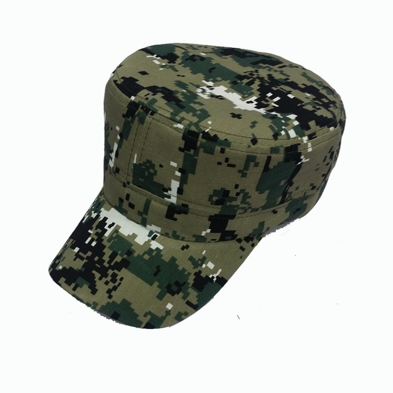 New Children's Hat Camouflage Hat Children's Hat Baseball Cap Boys And Girls Casual