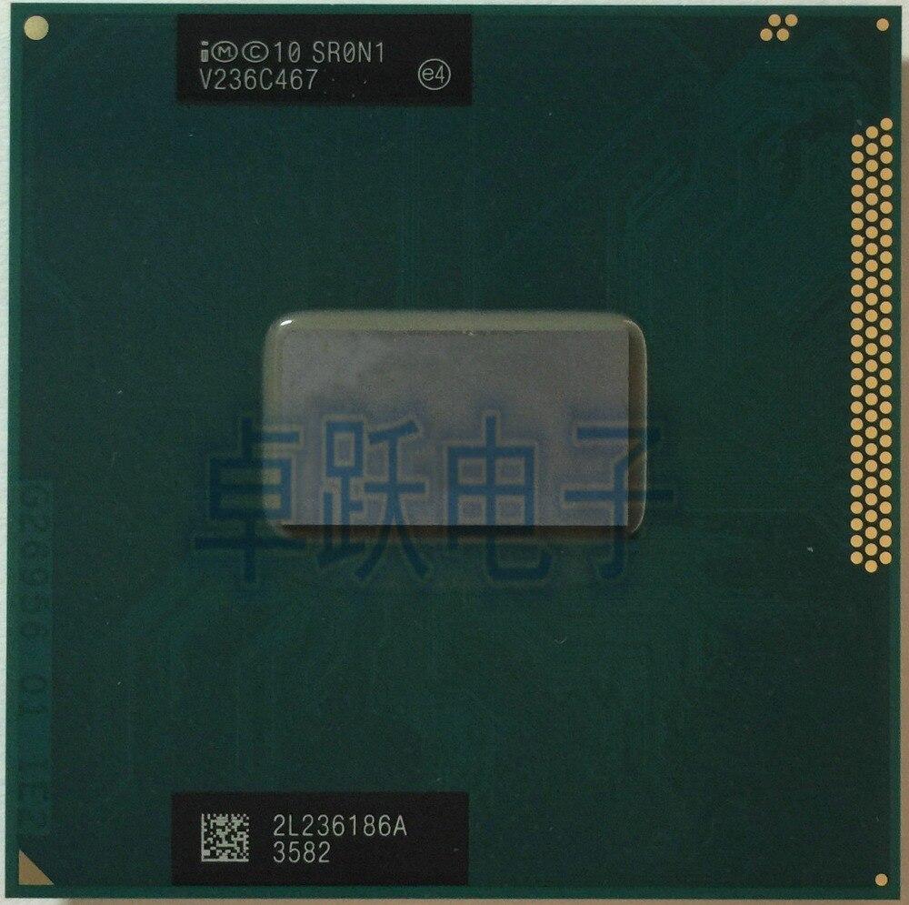 Оригинальный процессор Intel i3 3110M для ноутбука, процессор Core i3-3110M 3M кэш, 2,40 ГГц, sr0n1 ЦП PPGA988 с поддержкой HM76 HM77
