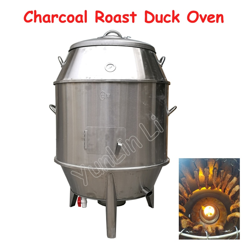 Commercial Oven Horno Tandoor Meat Roasting Oven Stove Roast Duck Oven Steel Double Layer Household