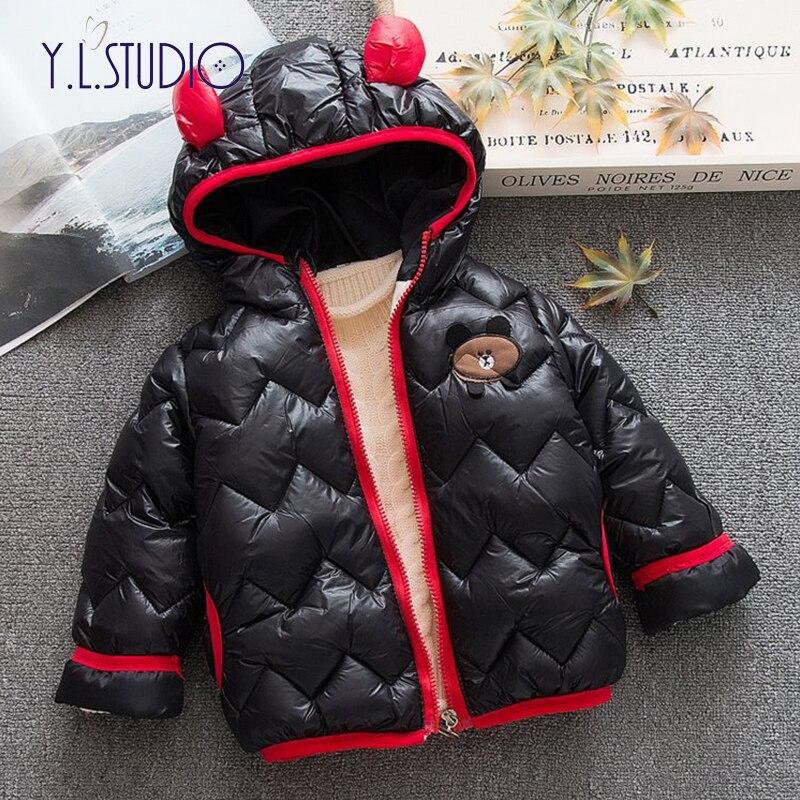 Traje de nieve de invierno para bebés, abrigo para niñas, ropa abrigada para recién nacidos, oso Animal, cosplay para bebés pequeños, disfraces de invierno de Año Nuevo para niños