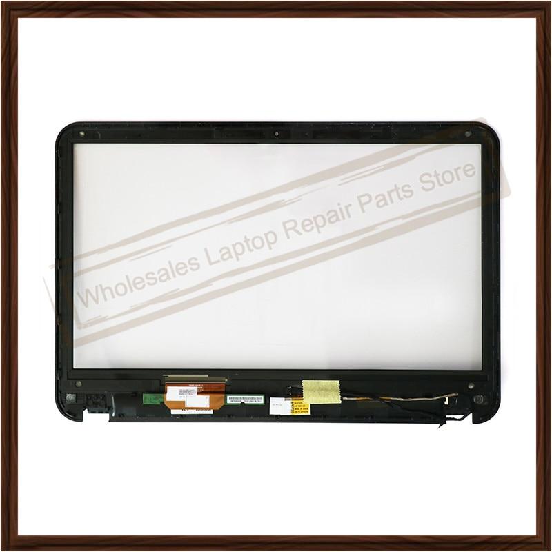 شاشة LCD أصلية جديدة 15.6 بوصة لأجهزة ديل إنسبيرون P28F 15 11 LCD تعمل باللمس