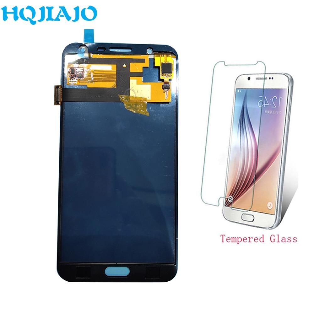 Nueva pantalla LCDs para Samsung J701 J7 Nxt ajuste pantalla LCD digitalizador de pantalla táctil para Samsung Galaxy J7 Nxt J701 J701F J701M LCD