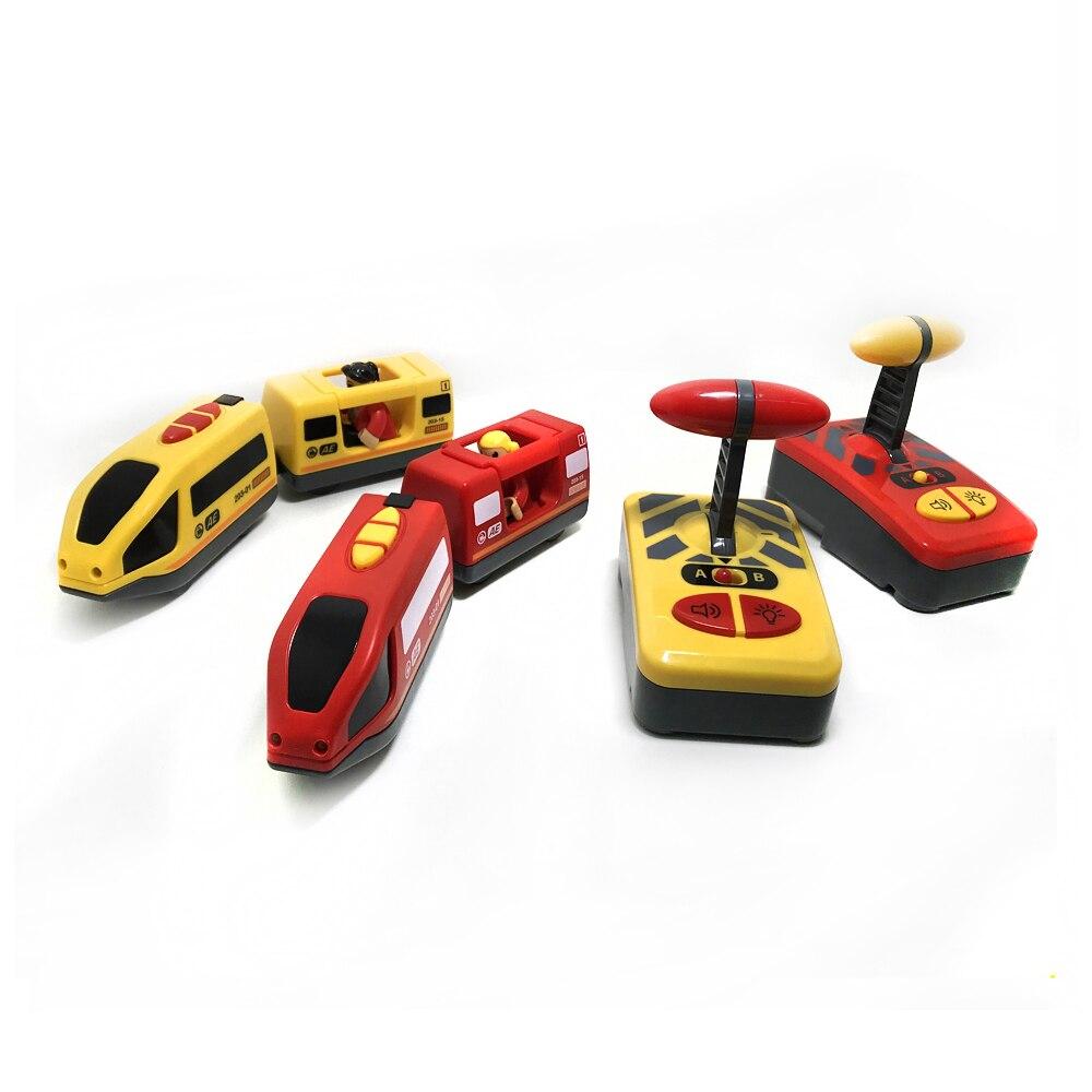 trem eletrico com controle remoto brinquedo para criancas com trilho eletrico de