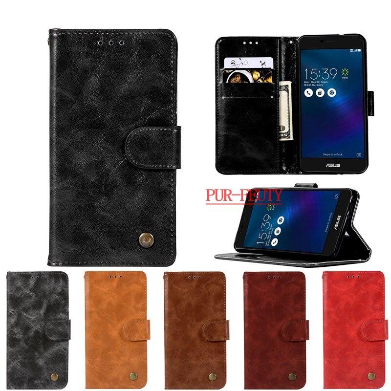 Flip Case for ASUS Zenfone 3 Max ZC520TL ZC 520TL TL 520 Cases Phone Leather Cover for ASUS X008 ASUS_X008 X008D X008DA Capa Bag