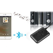 2 In 1 Adapter Stereo Audio 3.5mm Audio Wireless Bluetooth 4.2 Transmitter Receiver  For TV Car Spea