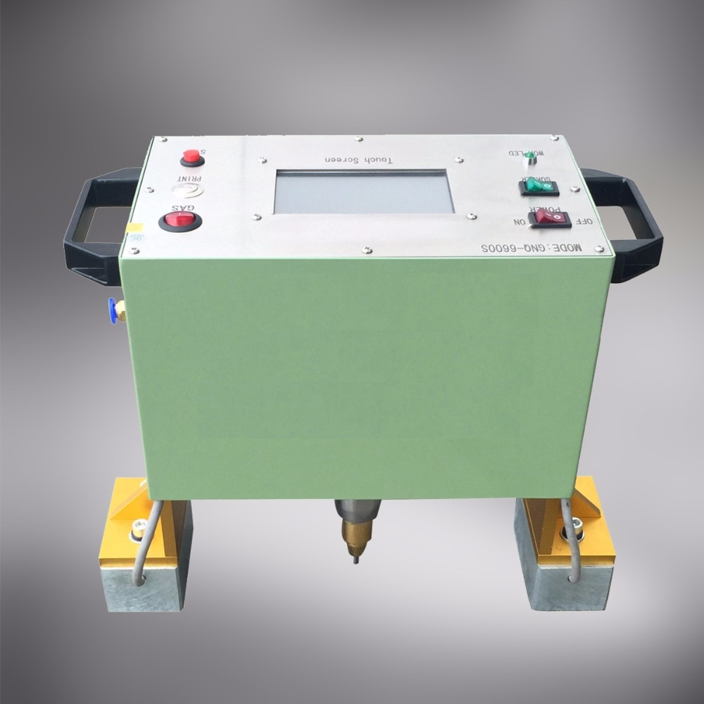 High-end Portable CNC Dot Peen Marking Machine handheld metal engraving machine for vin marking enlarge