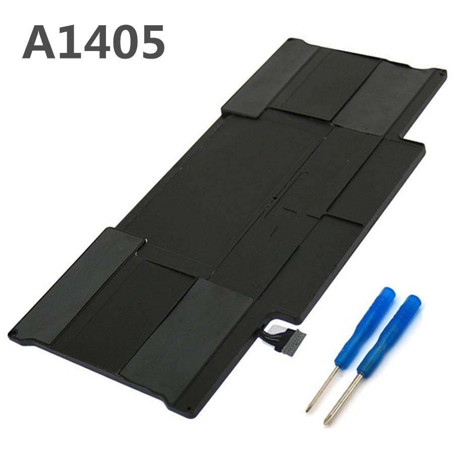 Оригинальная батарея для ноутбука 50Wh A1405, для MacBook Air 13