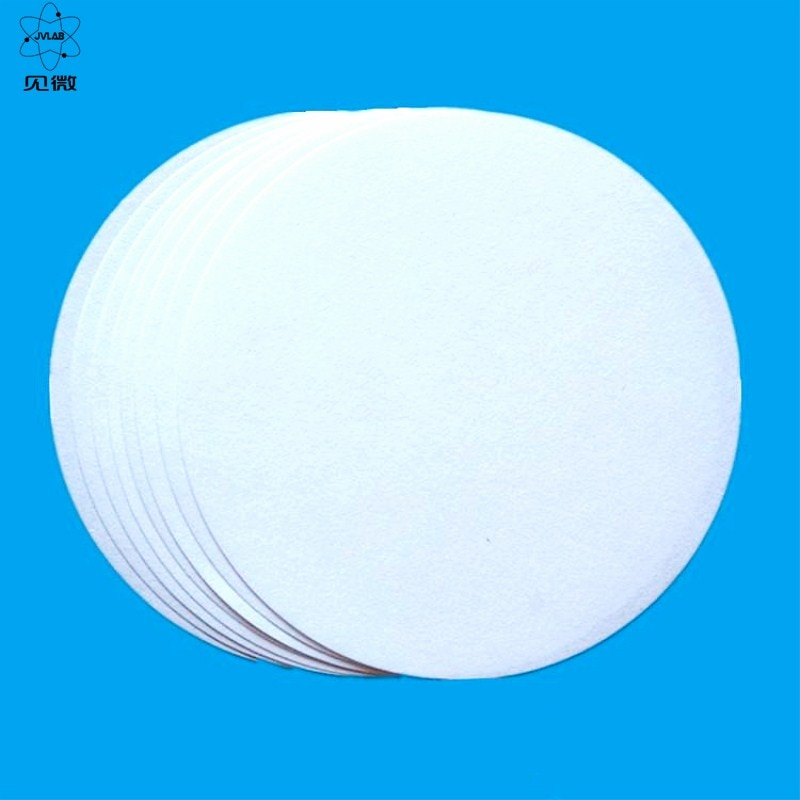Filtro qualitativo diâmetro de papel 18 cm circular filtro de detecção de óleo papel laboratório filtragem frete grátis 100 pces/pk