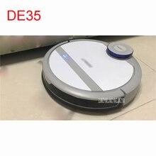 Mini Robot Vacuum Cleaner for Home Automatic Sweeping Dust Sterilize Smart Planned Mobile App 0.35L Dust box DE35 100-240V