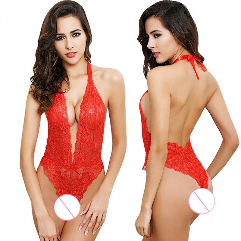 Lingerie Sexy Hot Erotic Women Underwear Outfit Exotic Apparel Women Sexy Costumes Babydoll Open Bra Set Porno Sex Shop Lenceria