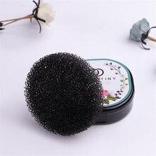 Brosse de maquillage rapide éponge de nettoyage brosse cosmétique boîte de lavage à sec maquillage poudre nettoyant outil