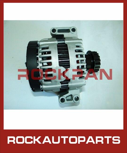 Nowy 12 V 150A alternatora LR002426 LR007089 dla LANDROVER FREELAND 2 LR2 3.2L 2007