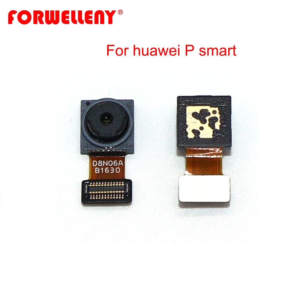 Para huawei p smart/desfrutar de 7 s frente frente frente frente frente frente módulo câmera substituição parte FIG-LA1 FIG-LX1 FIG-LX2 FIG-LX3