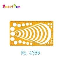 Modèle de dessin de rayon darc no 4356