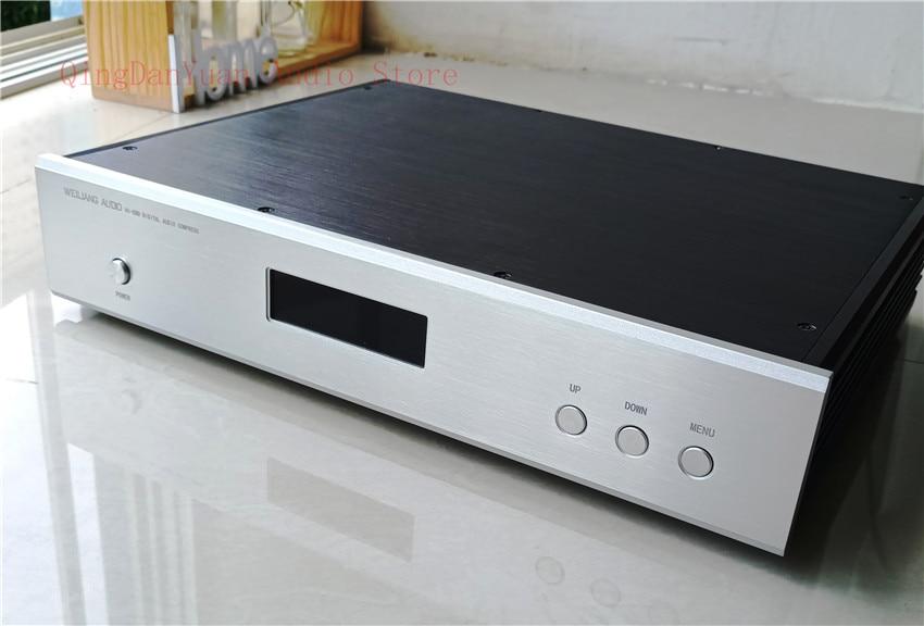 Q7 AK4497 AK4497EQ Audio DAC Decoder ، منتهية في الحالة ، دعم 192k/24bit DSD128