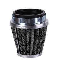 35mm/44mm diamètre 2 couches en acier Net filtre gaze moto pince-on filtre à Air nettoyant moto accessoires