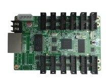 LINSN RV908 полноцветная RGB Светодиодная панель, дисплей, карта приема 12 * HUB75, светодиодная система управления видео