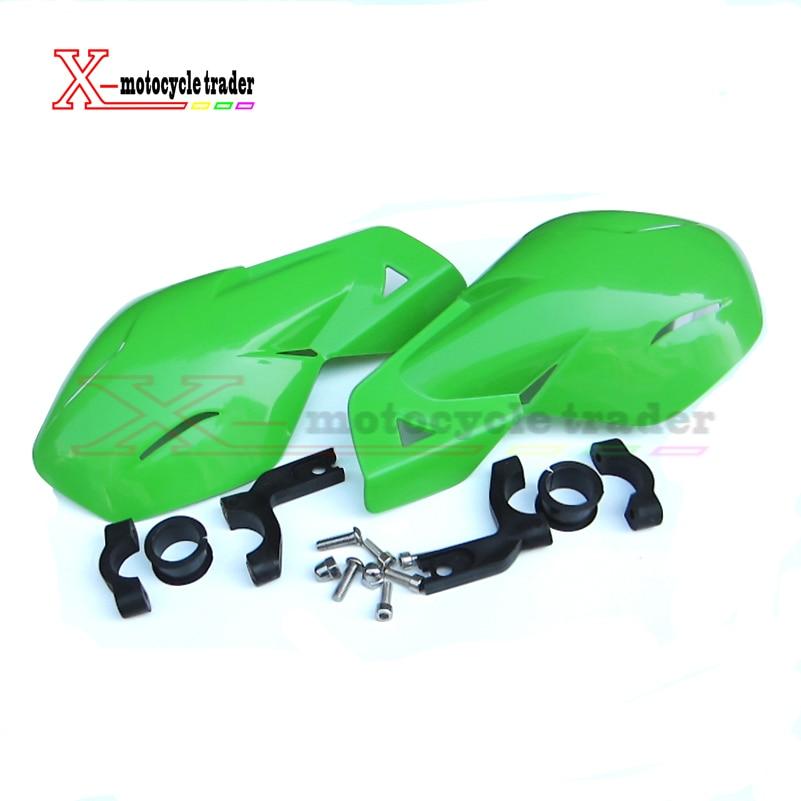 "Universal Motorcycle ABS Hand Guards ATV Bike Handguards 22mm 7/8"" Handlebar Hand Guard Protector Left Right Handguard"