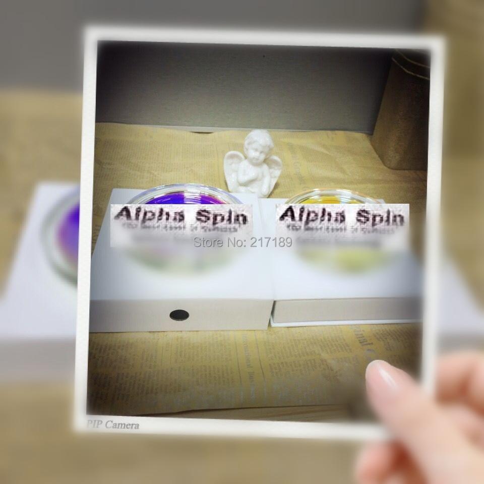 Акция! Горячая продажа модели! Низкая цена Alphaspin с Neg ионами Позаботьтесь о своем здоровье 1 упаковка = 3 шт + 1 шт бесплатно 2 цвета