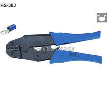 HS-30J  RATCHET CRIMPING PLIER (EUROPEAN STYLE)Insulated terminals