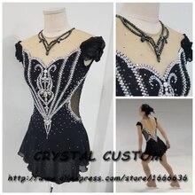 Custom-Made Figure Skating Dress Adult New Brand Figure Skating Dresses For Competition DR4807