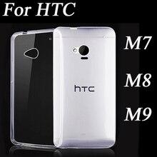 Clear TPU Case Capa For HTC One M10 M9 Plus U Ultra X10 10 Evo U11 Eyes Desire 12 816 Ocean Note Protective Phone Cover Coques