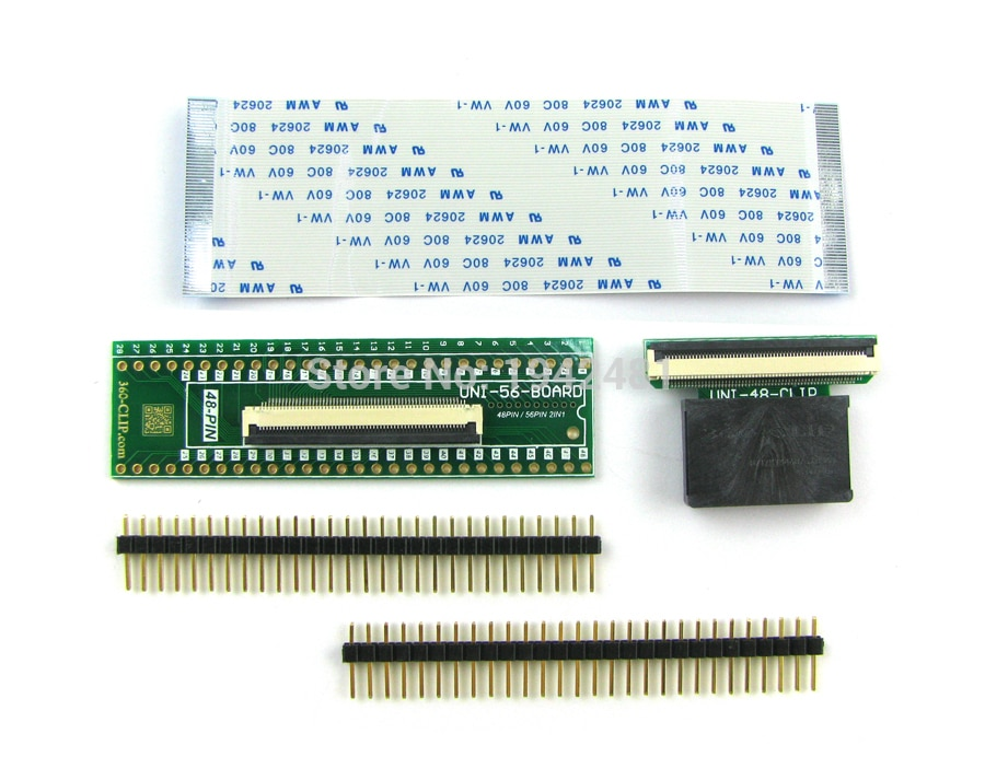 360-كليب uni-48pin (360 كليب 48pin)-العالمي TSOP ولا فلاش رقاقة أداة ل PS3