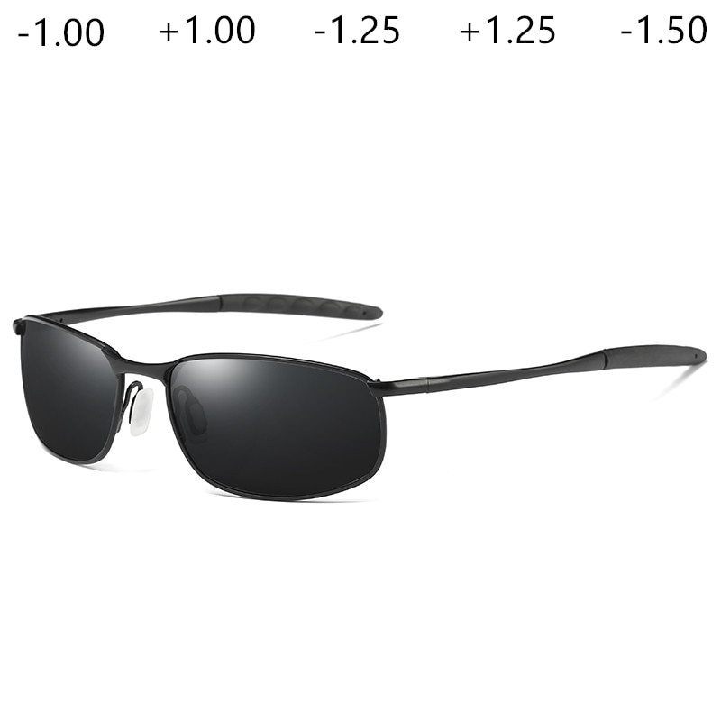 Sunglasses Prescription Myopia Eyeglasses Men Hyperopia Progressive Multifocal Optical Sun Glasses C