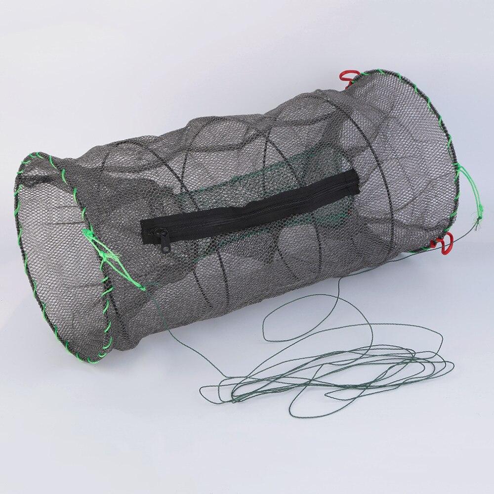 2018 lagostins armadilha lagosta apanhador pote armadilha pesca net peixe caranguejo enguia camarão enguia lagosta lagostins net pequeno