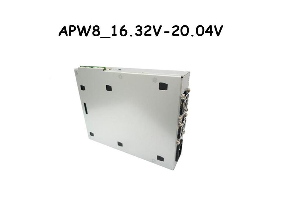 Original fonte de Alimentação PSU APW8_16.32V-20.04V Para Antminer BITMAIN S15 T15