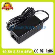 Adaptateur secteur 19.5 V 2.31A 45 W chargeur pour ordinateur portable pour Dell Inspiron 13 5368 5370 5378 5379 7352 7353 7368 7370 7373 7375 7378 7386