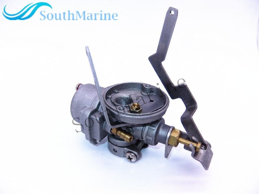 3d5-03100 3f0-03100-4 3f0-03100 carburador de motor de barco para tohatsu nissan 2 tempos 3.5hp 2.5hp motor de popa