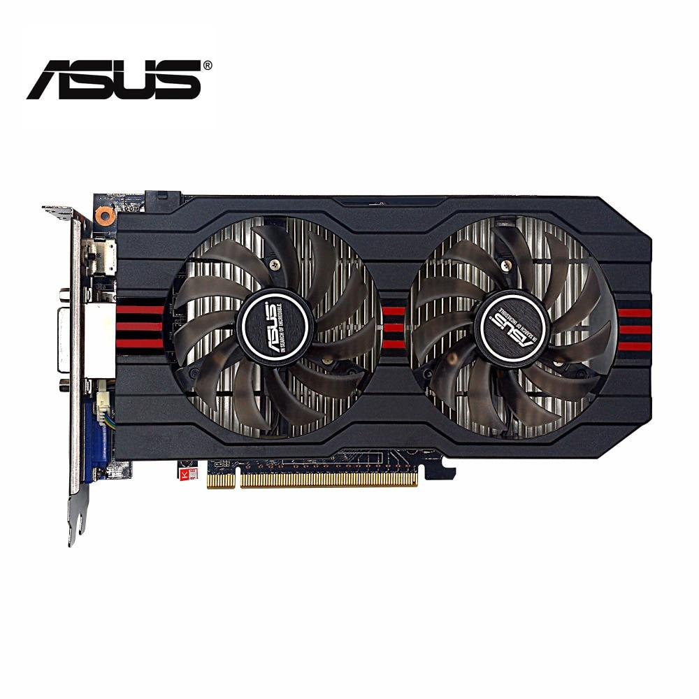 ASUS-tarjeta gráfica para videojuegos GTX 750TI, 2G, GDDR5, 128bit, buena condición, 100%...