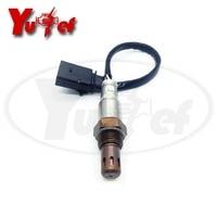 O2 Oxygen Sensor Fit For AUDI A1 A3 SEAT SKODA VW 1.2L 03F906262C OZA629-V26 2009-2014 4 Wires Downstream Rear Lambda