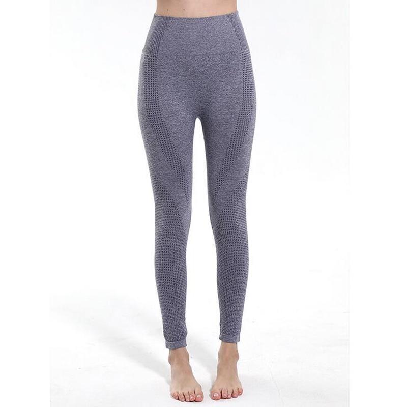 New Seamless Women Leggings Sport Yoga Pants Running Trousers Tights Gym Training Legging Sport Femme Fitness Exercise