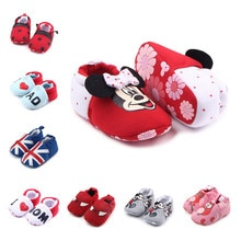 2019 Brand New Toddler Newborn Baby Boys Girls Animal Crib Shoes Infant Cartoon Soft Sole Non-slip Cute Warm Animal Baby Shoes