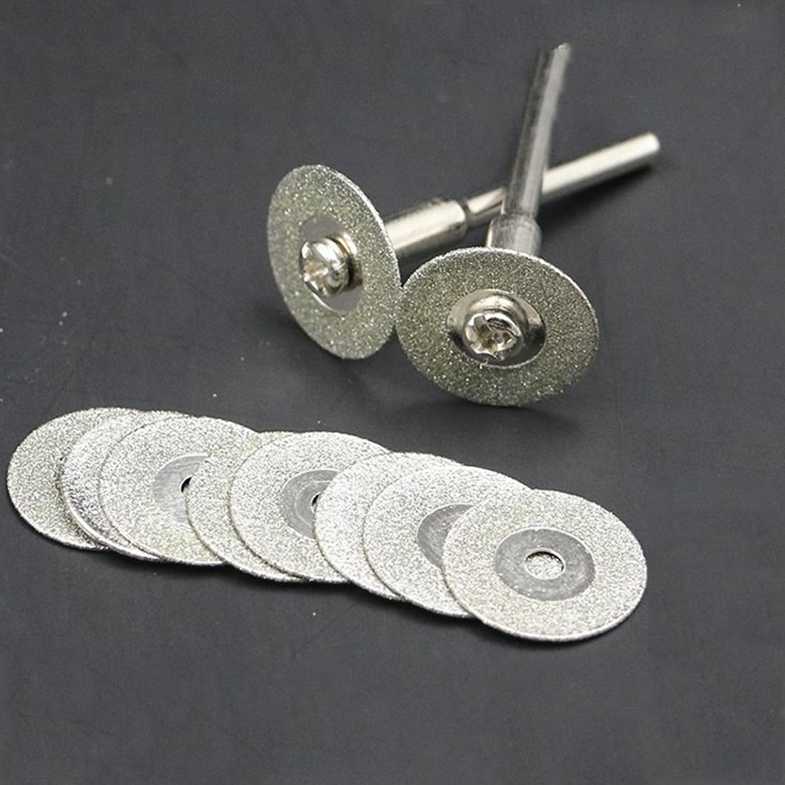 Алмазный режущий диск 60 мм для мини-дрели, инструменты для дрели, алмазный диск, стальной вращающийся инструмент, циркулярная пила, абразивная пила